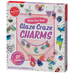 Klutz Make Your Own Glaze Craze Charms