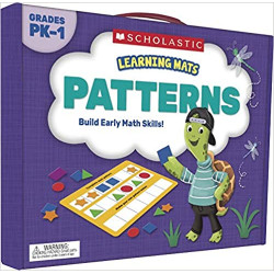Scholastic  Learning Mats: Patterns