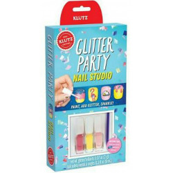 Scholastic Glitter Party Nail Studio Toy