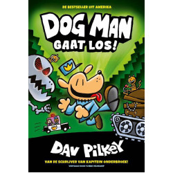 Scholastic Dog Man 2- Unleashed Book