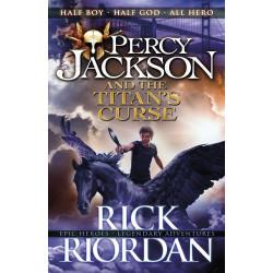 Penguin Percy Jackson and the Titan's Curse: Bk. 3 by Rick Riordan