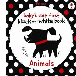 Usborne Babys Very First Black & White Animals