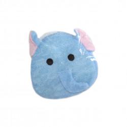 Baby Bath Sponge -Blue