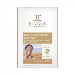 Rivage Dead Sea Bright Skin Mud Mask - 100 ml