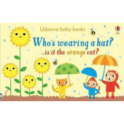 Usborne Who's Wearing a Hat?