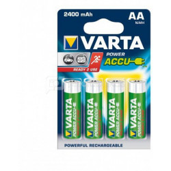 Varta Rechargeable Accu AA Ready2Use NiMH 2400 mAh Mignon