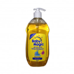 Baby Magic Baby Shampoo Shiny Soft Hair 750ml