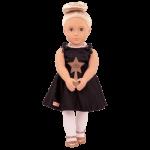 "Our Generation Rafaella - 18"" Regular Doll"