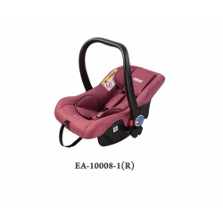 Farlin Carry Cot Cum Car Seat -Red