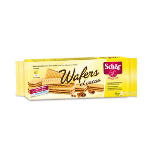 Schr Gluten Free Chocolate Wafers (125 Gram)