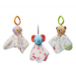Fisher Price Pendant Peek-a-boo, Assortment, 1 Pack, Random Selection