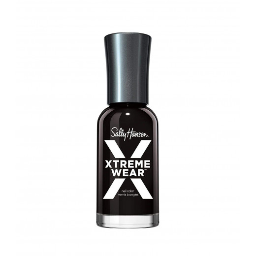 Sally Hansen Black Out - A Classic Black Color 12ml