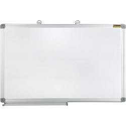 Whiteboard 70 x 50 cm Writing Board Magnetic + 1 Eraser free
