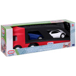 little tikes Big Car Carrier, Red/Black