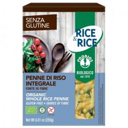 Probios  Rice & Rice Organic Gluten free Pasta Penne 250g