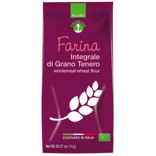 Probios Organic Whole Wheat Flour 1kg