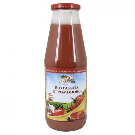 معجون الطماطم باساتا عضوية 700 جرام من ناتشوز توسكا