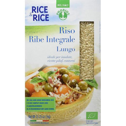 Probios Rice&Rice Organic Rice  Long Grain 1kg
