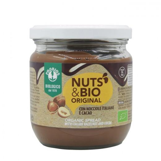 Probios Organic - Gluten Free  Nuts and Bio Chocolate Hazelnut Spread