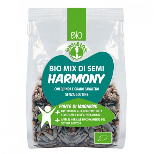 Probios IL Organic Gluten Free Seed Mix With Quinoa & Buckwheat 125g