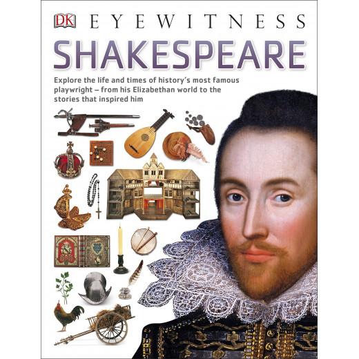 Shakespeare (DK Eyewitness) Paperback