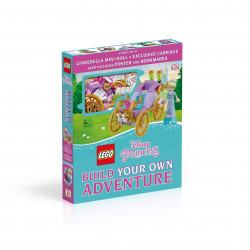 LEGO Disney Princess Build Your Own Adventure : With mini-doll and exclusive model