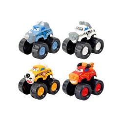 Play Go Rhino Shaped Car for Kids , Assortment - 1 Pack - Random Selection