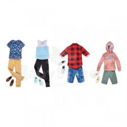 Barbie Fashion Clothing Ken, Assortment, 1 Pack, Random Selection
