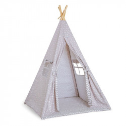 Funna Tepee Tent - Taupe