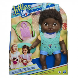 Littles By Baby Alive, Carry N Go Squad, Little Theo Black Curly