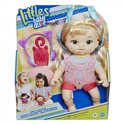 Hasbro Littles By Baby Alive, Carry N Go Squad, Little Chloe