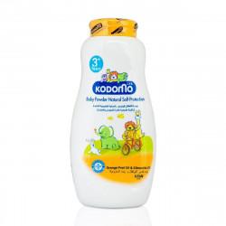 "Kodomo Baby Powder 200g ""Natural tenderness"" - Orange Peal Oil & Citronella Oil"