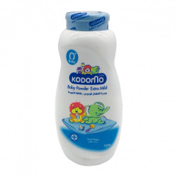 Kodomo Baby Powder Extra Mild 200Gm - Anti Rash