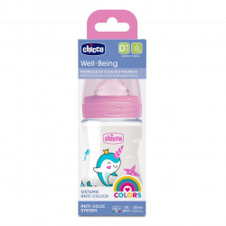 Chicco Well-Being Polypropylene Bottle 150 ml - slow flow