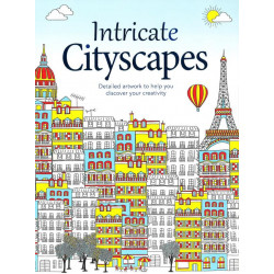 Creative Moments (Us): Intricate Cityscapes