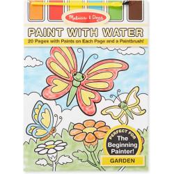 Melissa & Doug Paint With Water - Garden