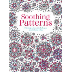 Igloo Books Soothing Patterns Colouring Book