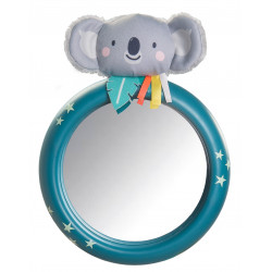 Taf Toys Koala Driver's Baby Mirror for Back Seat