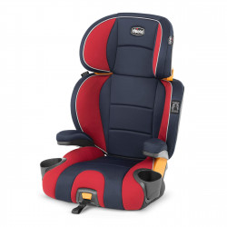 Chicco Kid fit Belt Booster Seat Jasper, red&blue