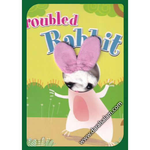 Dar Al Maaref Finger Puppet Book Troubled Rabbit