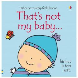 Usborne, That's Not My Baby (Boy), Board Book
