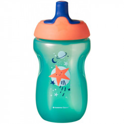 Tommee Tippee Explora Active Sports 12m+ Cup, Green
