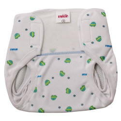 Farlin Baby Cloth Diaper Pant, Medium Size 6-9 Kg