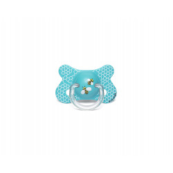 Suavinex - physiological Pacifier 4-18 months Honeycomb