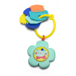 Suavinex Musical Teether +0m - Green