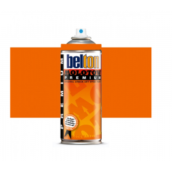 Molotow Belton Premium Spray Paint 400ml Dare Orange 14