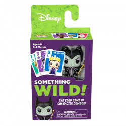 Funko Something Wild Card Game - Disney Villains