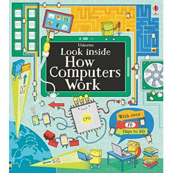 Usborne - Look Inside How Computers Work