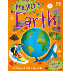 Miles Kelly - Project Earth Paperback