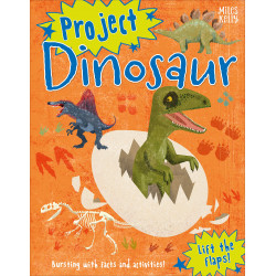 Miles Kelly - Project Dinosaur Paperback